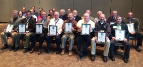 2015 MPF Exhibitor Longevity Award Recipients