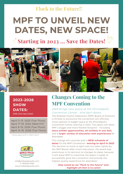 MPF Convention Dates 2023-2026
