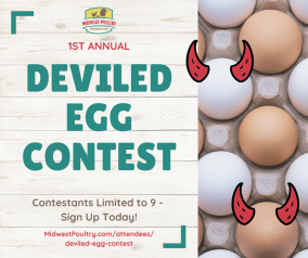 2020 MPF Convention - Deviled Egg Contest