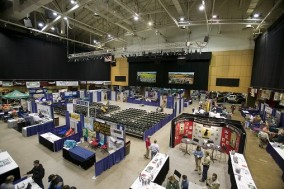 Hall C (example photo) | Midwest Poultry Federation Convention