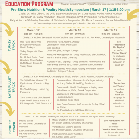 2020 MPF Convention Education Program