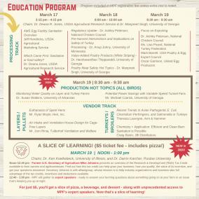 2020 MPF Convention Education Program
