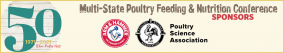 Multi-State Poultry Feeding and Nutrition Conference Sponsors