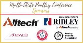 2021 Multi-State Poultry Conference Sponsors